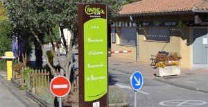 Camping in Carcassonne 1