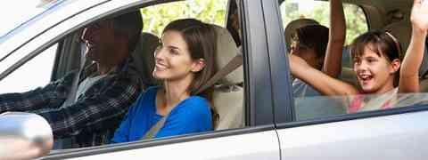 Family Car Rental in Carcassonne
