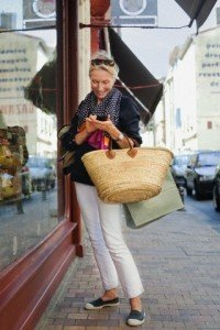Shopping in Carcassonne 2