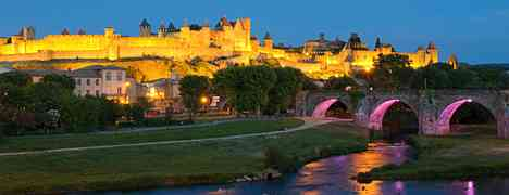 Whats the Weather like in Carcassonne?